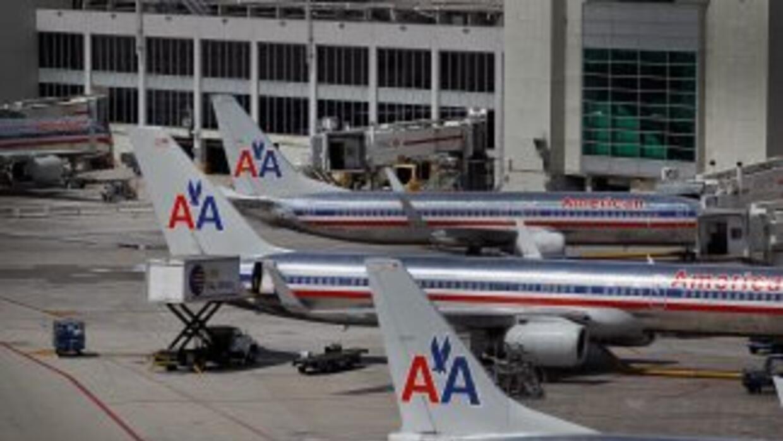 American Airlines aumentó su volumen de negocios a $6,370 millones.