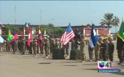 Fuerzas Comando 2016, militares de élite dan lo mejor de sí