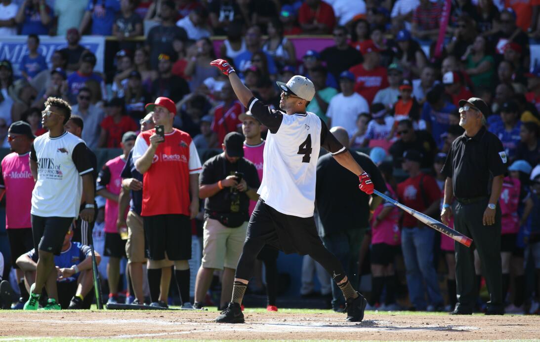El #TeamRubio se une en Puerto Rico en un evento de béisbol para recauda...