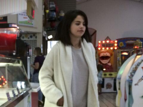 Selena Gomez en rehabilitación