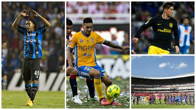 Estufa MX: Querétaro trama romper el Draft con otro 'Ronaldinho'