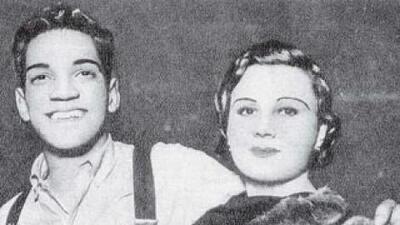 Fotos exclusivas: el álbum íntimo de Mario Moreno Ivanova con 'Cantinflas', su papá