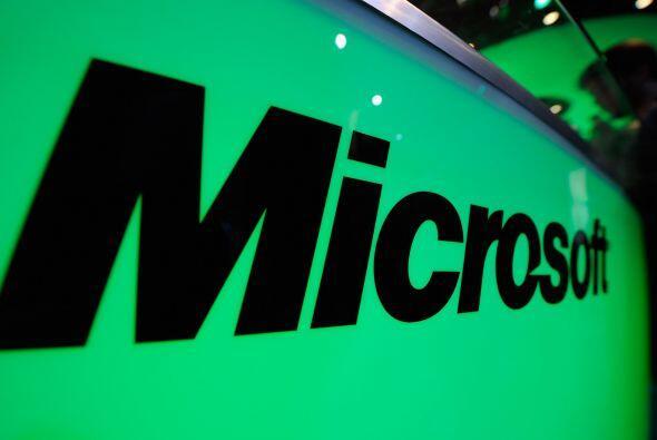 Microsoft ofrece actualmente la mayor parte de la tecnología de búsqueda...