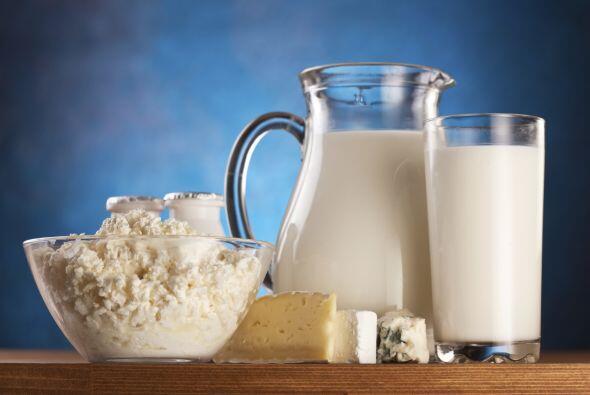 Milk. Excelente opción para acompañar las comidas o como 'snack', le apo...