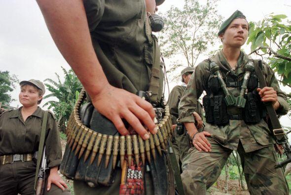 Ya en 2007, durante una operación militar, el Ejército colombiano había...