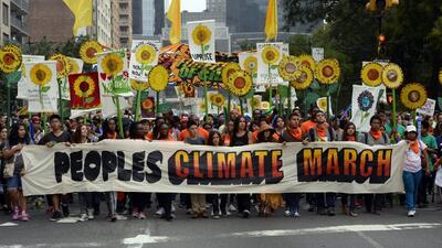 El mundo protesta por el cambio climático