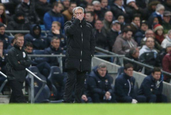 El 'Show' de Mourinho comenzó.