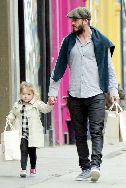 Aunque se trate de ir de compras.