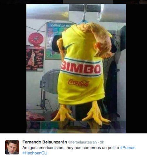 América y Pumas terminaron con un empate sin goles en la jornada 17 de l...