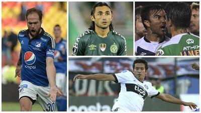Estos son 25 veteranos extranjeros de la Liga MX que ya ni recordabas