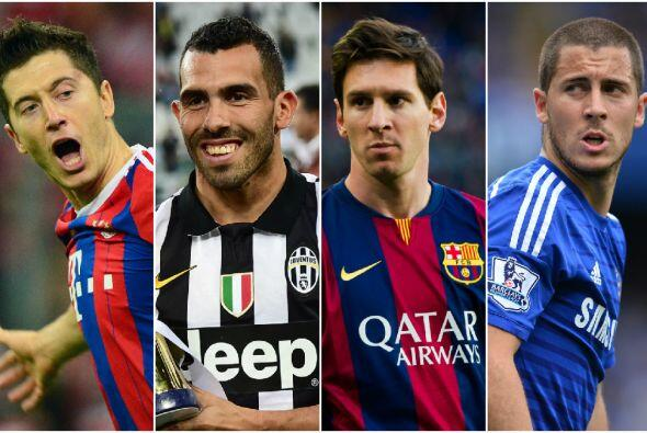 Barcelona se coronó en España, Chelsea en Inglaterra, Baye...
