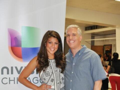 Por segundo año consecutivo Univision unió esfuerzos con l...