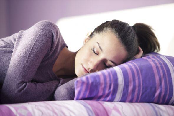 Las siestas tan largas pueden estar interfiriendo para que en la noche n...