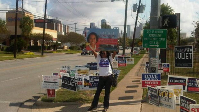 Houston saldrá a votar en noviembre del 2011