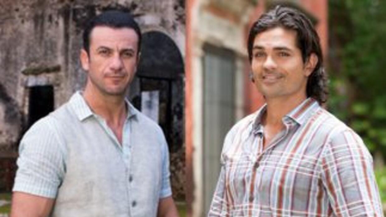 Ambos actores compartieron créditos en Lo Que La Vida Me Robó.