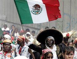Los mexicanos en el extranjero celebran este día con gusto porque...