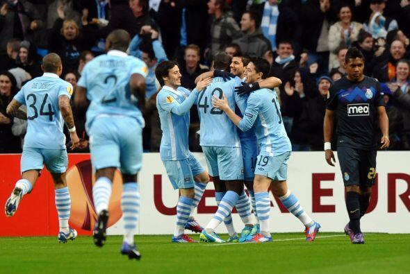 El resultado era merecido y los ingleses ganaban con comodidad.