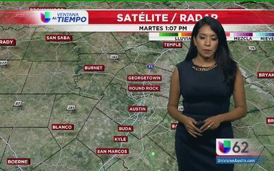 Seguirán los cielos despejados en Austin