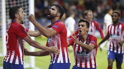 Paso a paso del gol de Diego Costa; el más rápido de la historia en una final de Europa