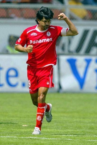 El paraguayo dijo adiós al final del Clausura 2005, acusando a Lebrija d...