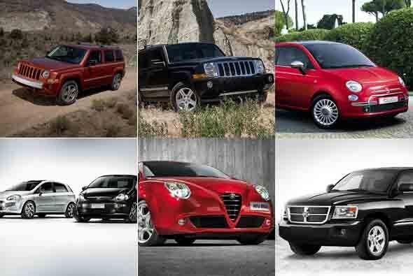 Chrysler renovará la gama de productos que lanzará en los próximos cinco...