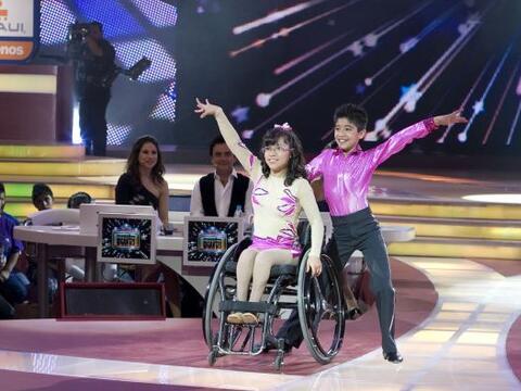Gerardo y Juanita fueron las estrellas de la quinta noche de 'Peque&ntil...