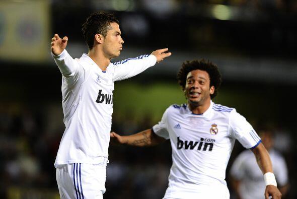 El portugués del Real Madrid puso su nombre en la punta de la lista hist...