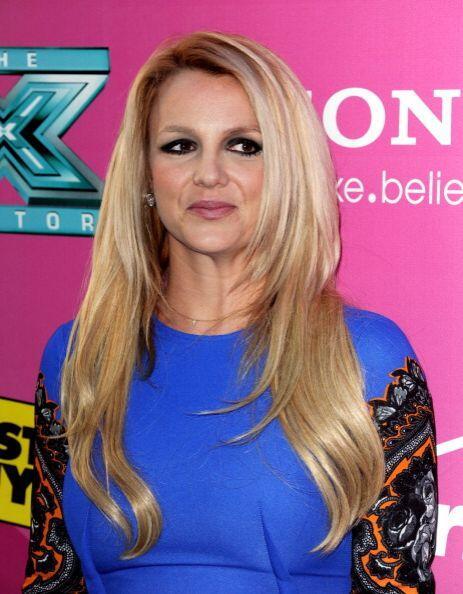 Britney Spears se une al clan de las mal maquilladas por usar el mismo '...