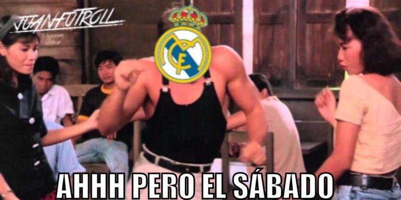 Se burlan de la derrota del Madrid en Alemania ante uno de los má...