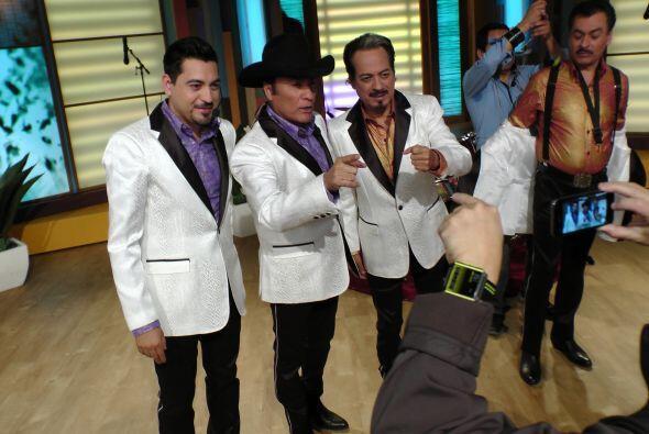 Estos grandes artistas mexicanos demostraron su sencillez y compartieron...