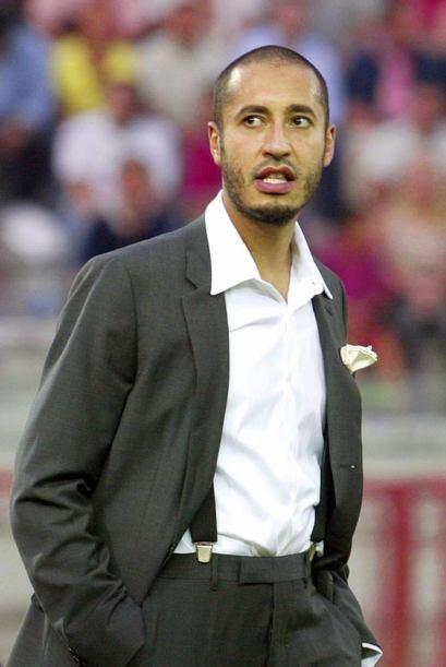 Al-Saadi es el hijo de  Muammar Gadafi, líder de Libia. En su vida hizo...