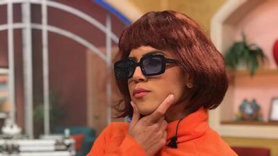 En fotos: Francisca Lachapel (vestida de Vilma) salió a la búsqueda de 'Scooby Doo Pa Pa'