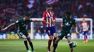 En fotos: Betis igualó 0-0 con Atlético de Madrid y sigue firme con miras a Europa League