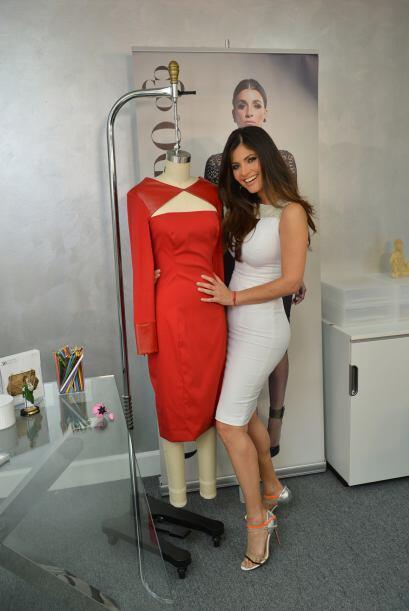 A decir de la bella presentadora la publicidad que se le dé a su ropa, a...
