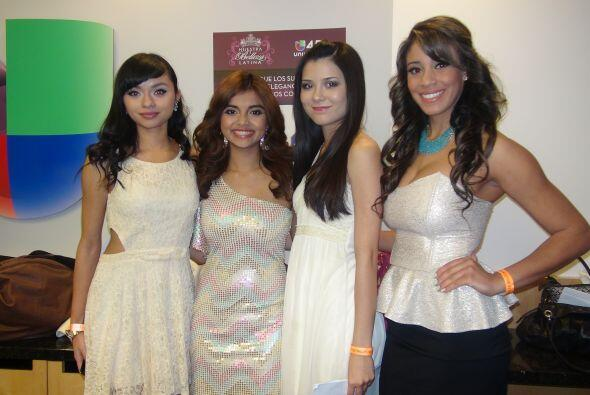 Las audiciones de Nuestra Belleza Latina llegaron a Houston y las texana...