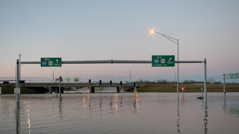 Inundaciones EEUU