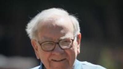 Hace poco Warren Buffett criticó al Congreso de EU por 'mimar' a los mil...