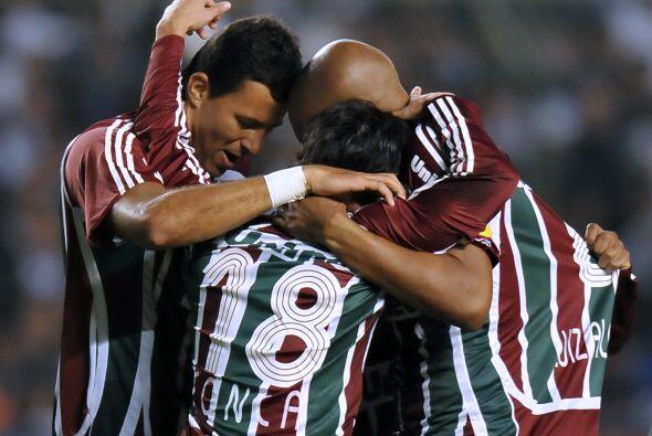 Fluminense tuvo que esperar 26 años para obtener un nuevo título brasile...