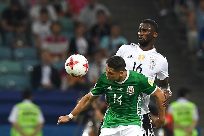 Uno a Uno: A detalle los 22 protagonistas del Alemania vs. México 003 An...