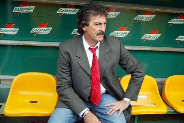 En 1989 comenzó su primer paso por el Guadalajara. Ese frustrante mandat...