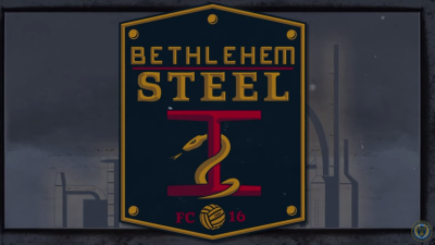Escudo del Bethlehem Steel