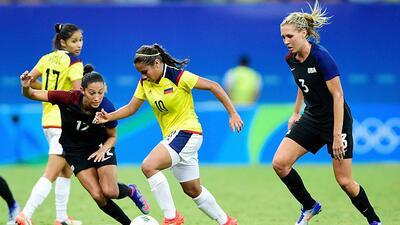 Colombia se despide de Río con un sorpresivo empate ante Estados Unidos