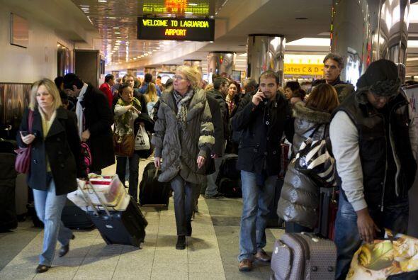 20 MILLONES- Menos de 20 millones de viajeros, procedentes de países fue...