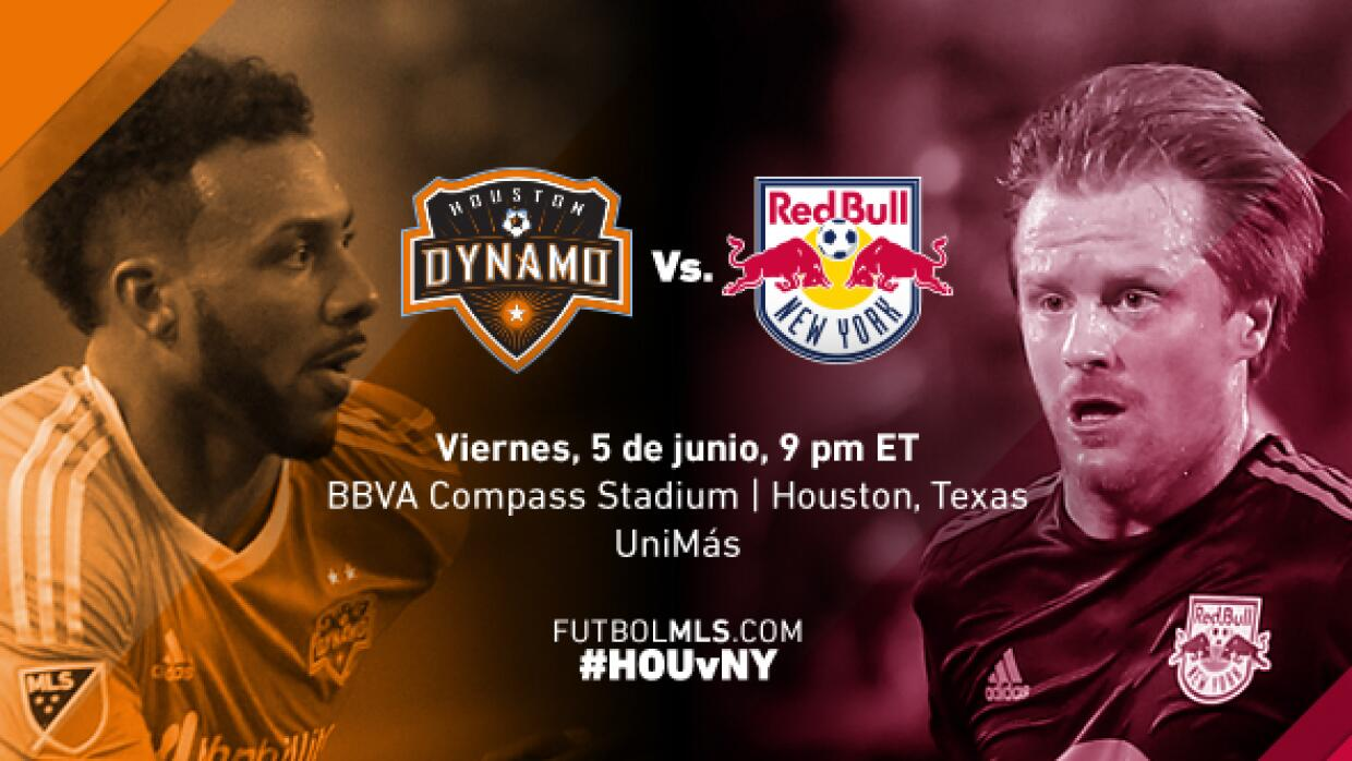 Previa: Houston Dynamo vs New York Red Bulls