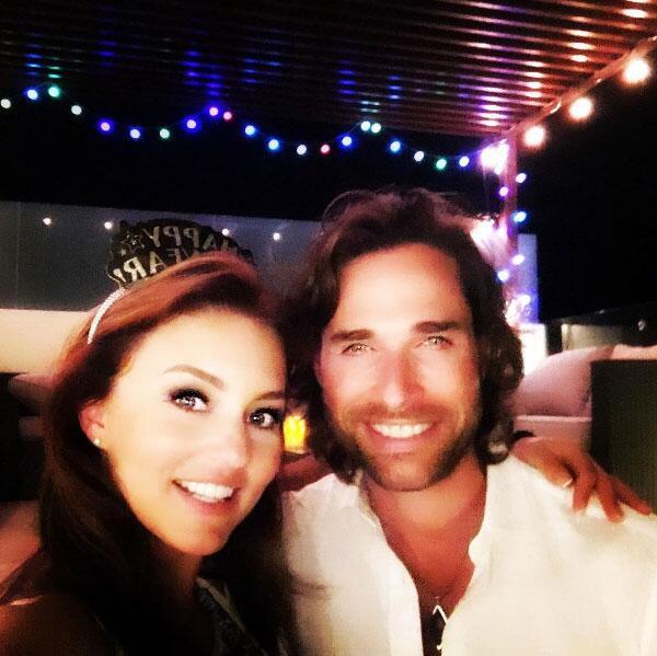 Sebastián Rulli y Angelique Boyer vacaciones navideñas 2016