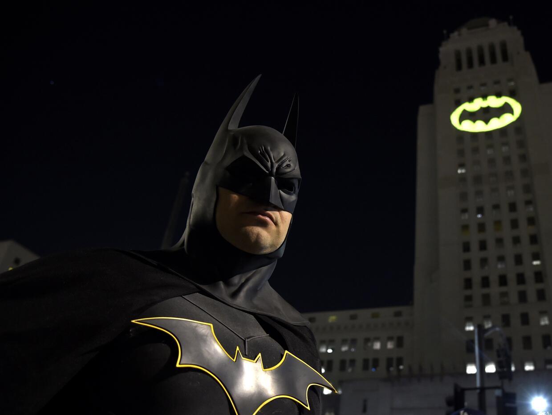 Batman en Los Ángeles