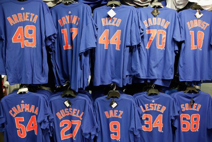 La pasión por los Cubs está a todo lo alto en Chicago