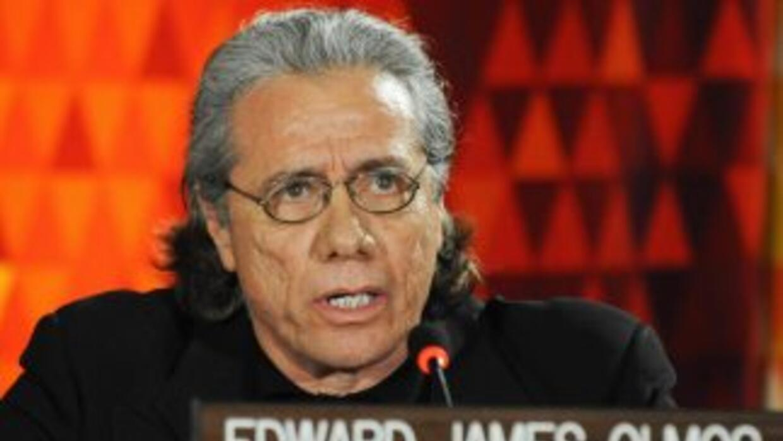 El actorEdward James Olmos.