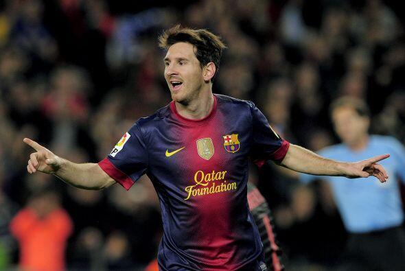 Pareciera que el Once ideal ya debería llamarse 'Lionel Messi y 10 más'....