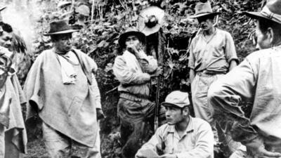 En fotos: 20 momentos de las FARC que marcaron a Colombia